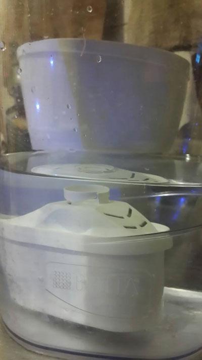 brita濾水壺濾心更換