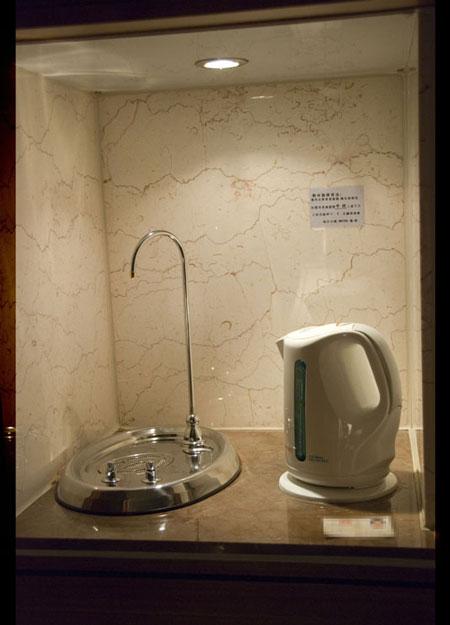 旅館用飲水機