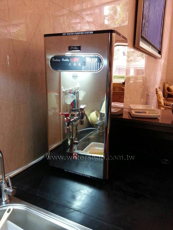 咖啡店飲料店用桌上型開水機